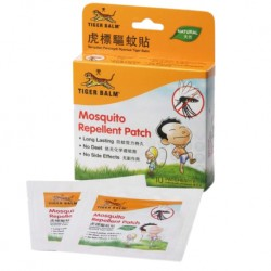 Tiger Balm Mosquito Repellant Patch (10patches)