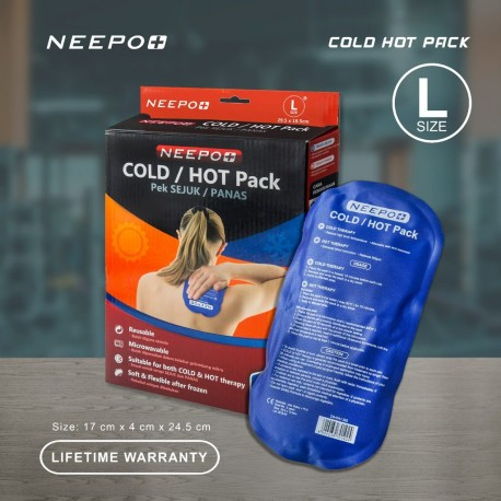 Neepo Cold/Hot Pack (L Size)