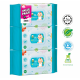 Chomel Baby Wipes 100 Sheets x 3 Packs (Value Buy)