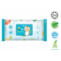 Chomel Baby Wipes 30 Sheets x 3 Packs