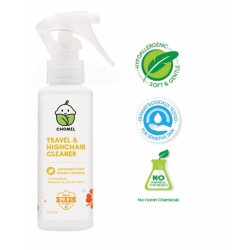 Chomel Travel & Highchair Cleaner 100ml