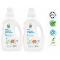 Chomel Baby Laundry Detergent 1 Litre (Twin Pack)