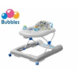 Bubbles Learn2Walk Push Walker Bayu