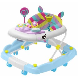 Bubbles 2 in 1 Baby Walker (Sweet Unicorn)