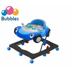Bubbles Speedie Car Baby Walker
