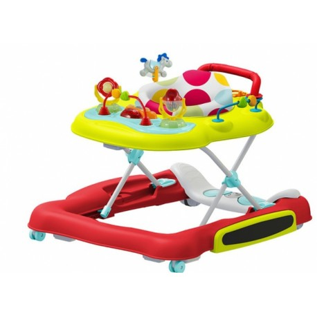 Bubbles 5 in 1 Learn2Walk Walker Carnival