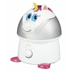 Crane Adorables Ultrasonic Cool Mist Humidifier (Unicorn)