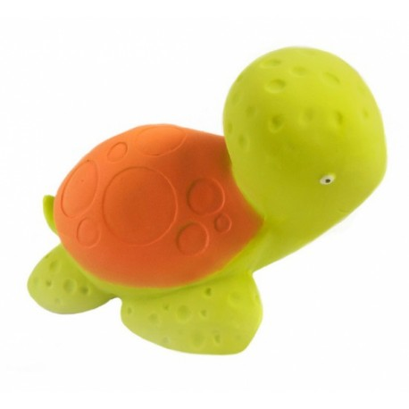 Caaocho Natural Rubber Bath Toy (Mele The Sea Turtle Baby Toys)