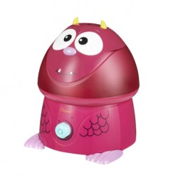 Crane Horribles Ultrasonic Cool Mist Humidifiers (Red SCARLETT)