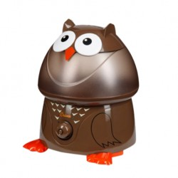 Crane Adorables Ultrasonic Cool Mist Humidifier (Owl)