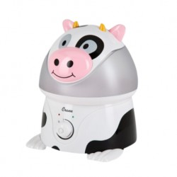 Crane Adorables Ultrasonic Cool Mist Humidifier (Cow)