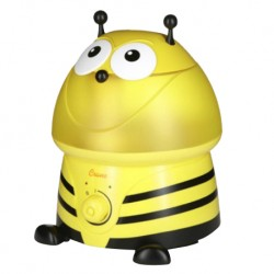 Crane Adorables Ultrasonic Cool Mist Humidifier (Bumblebee)