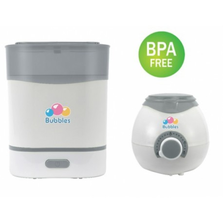 Bubbles Combo Sterilizer Warmer (Value Buy)