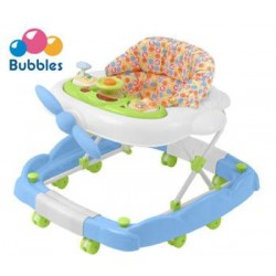 Bubbles 2 in 1 Baby Walker (Fantasy Plane)