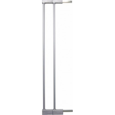 Baby Dan Extend A Gate 2 Extensions (Silver)