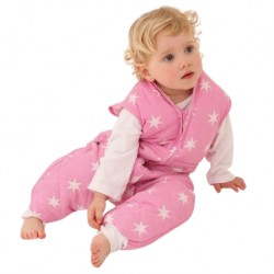 Dreamgenii Twinkle Tog 1.0 Tog (Pink Star) 2-3Years