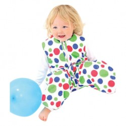 Dreamgenii Twinkle Tog 1.0 Tog (Circus Spot) 2-3Years