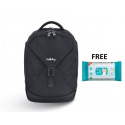 Terminus Halluby Daddy Cool 2.0 Diaper Backpack FOC Baby Wipes 100 Sheets
