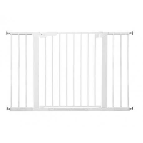 Baby Dan Premier Safety Gate White with 6 Extensions (73.5 - 119.3cm) DAN601146