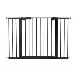 Baby Dan Premier Safety Gate Black with 6 Extensions (73.5 - 119.3cm) DAN601166