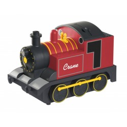 Crane Adorables Ultrasonic Cool Mist Humidifiers (Red Train)