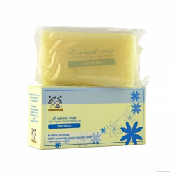 Cherub Rubs Unscented Soap (100g)