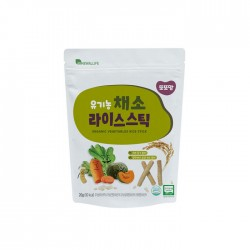 Renewallife DDODDOMAM Organic Rice Stick - Vegetables
