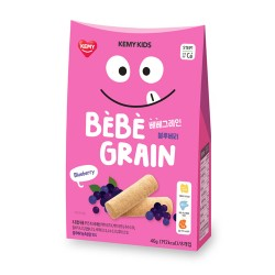 Kemy Kids Bebe Grain 40g (Blueberry)
