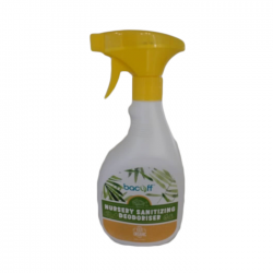 Bacoff™ Nursery Sanitizing Deodoriser 500ml - Best before 12.2022