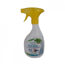 Bacoff™ Pet Area Sanitising Deodorizer 500ml