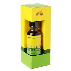 Happy Link Propolis Extract - Alcohol Free (30ml)