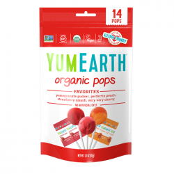 Yum Earth Organic Assorted Lollipops