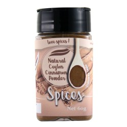 Love Earth Organic Cinnamon Powder (50g)