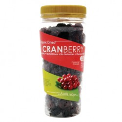 Love Earth Organic Dried Cranberry-160g