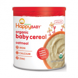 Happy Bellies Cereal - Oatmeal (198g)