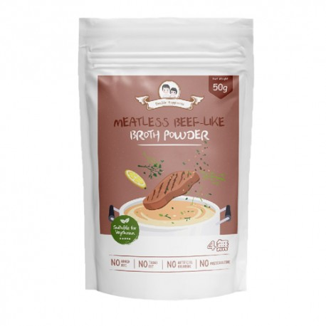 Double Happiness Meatless Beef-like Broth Powder 50g