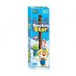 Pororo Choco Stick Shooting Star 54g