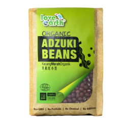 Love Earth Organic Adzuki Beans (550g)