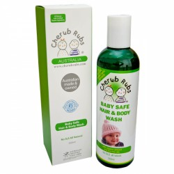 Cherub Rubs Hair & Body Wash (250ml)