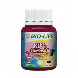 Bio-Life Kid's Gummies (Omega-3 with DHA  and  EPA) -- 60 tablets