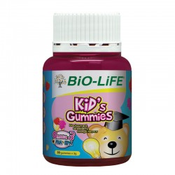 Bio-Life Kids Gummies (Omega-3 with DHA & EPA) --30 tablets