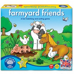 Orchard Toys Game - Farmyard Friends