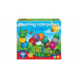 Orchard Toys Game - Counting Caterpillars