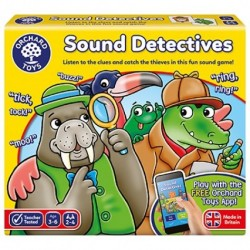 Orchard Toys Game - Sound Detectives