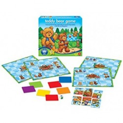Orchard Toys Number and Counting Game - Teddy Bear
