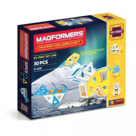 Magformers - My First Ice World Set (30pcs)