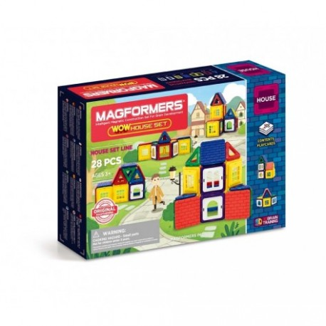 Magformers - Wow House Set
