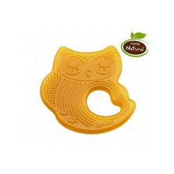 Haakaa Natural Rubber Teether (Sleeping Shape)