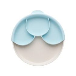 Miniware Healthy Meal Set (PLA Series) - Vanila + Aqua
