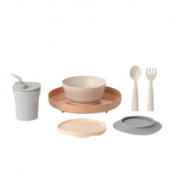 Miniware Little Foodie Set (Coloured PLA Series) - Little Camper
